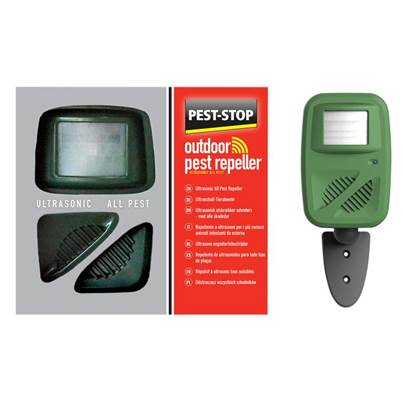 Pest-Stop Systems Ultrasonic All Pest Repeller