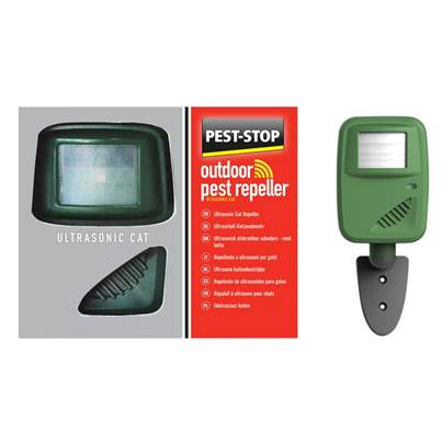 Pest-Stop Systems Ultrasonic Cat Repeller