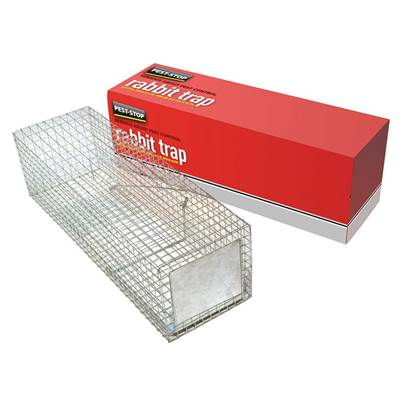 Pest-Stop Systems Rabbit Cage Trap 32in