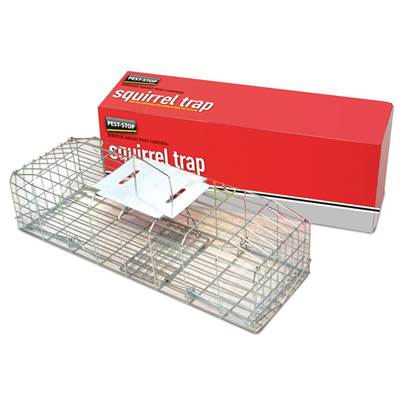 Pest-Stop Systems Squirrel Cage Trap 24in