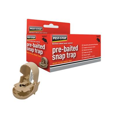 Pest-Stop Systems Snap Trap