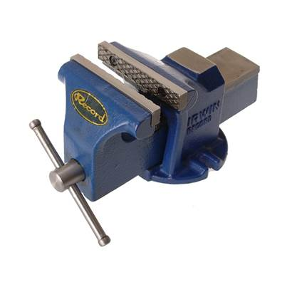 IRWIN® Record® Pro Entry Mechanics Vice 100mm (4in)