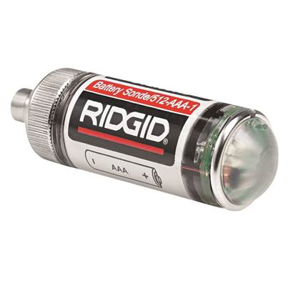 RIDGID Battery Remote Transmitter (512 Hz Sonde) 16728