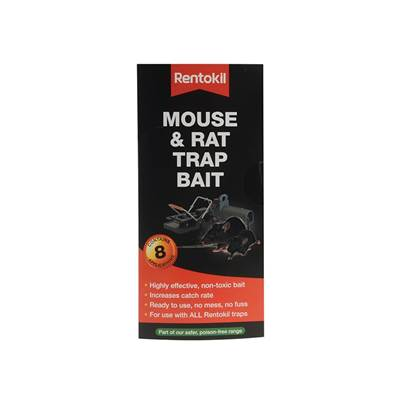 Rentokil Mouse & Rat Trap Bait