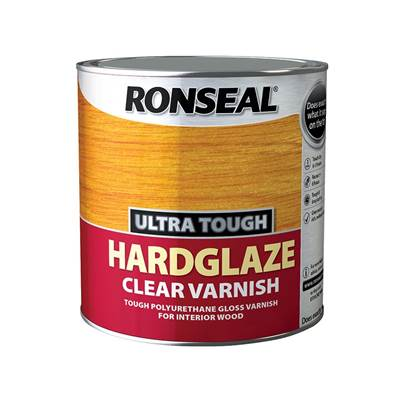 Ronseal Ultra Tough Internal Varnish