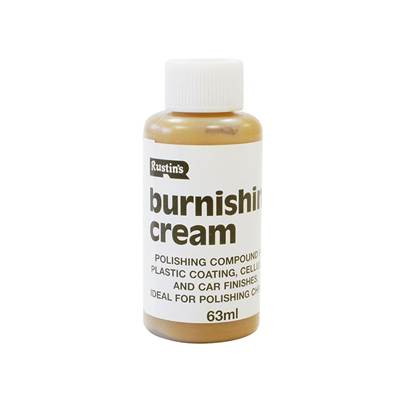 Rustins Plastic Coating Burnishing Cream  Small