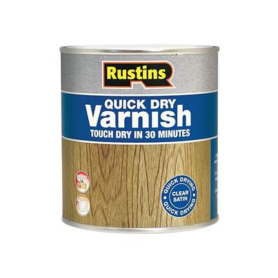 Rustins Quick Dry Varnish