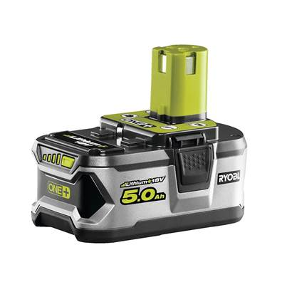 Ryobi RB18L50 ONE+ Battery 18V 5.0Ah Li-ion
