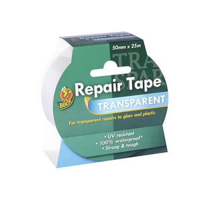 Shurtape Duck Tape® Transparent Repair 50mm x 25m
