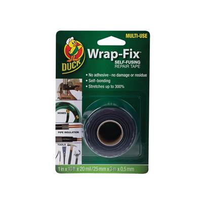 Shurtape Duck Tape® Wrap-Fix® Self-Fusing Repair Tape 25mm x 3m