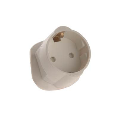 SMJ Shuko To UK Travel Adaptor (Clam)