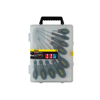 Stanley Tools FatMax® Screwdriver Set, 9 SL/PZ