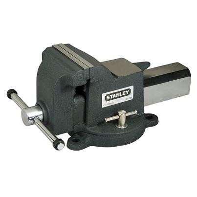 Stanley Tools MaxSteel Heavy-Duty Bench Vices