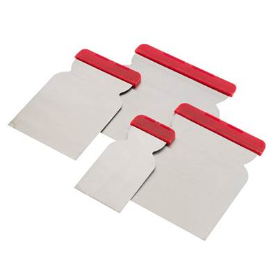 Stanley Tools Euro Filling Knives 4 Pack