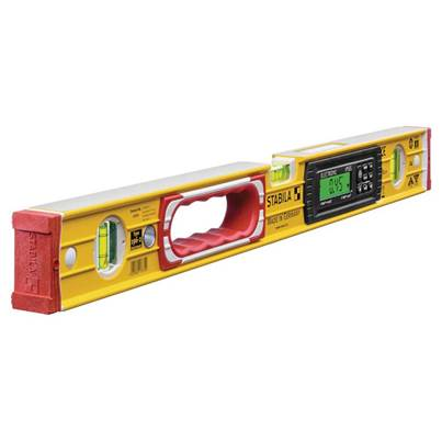 Stabila 196-2E Electronic Level, IP65 Rated