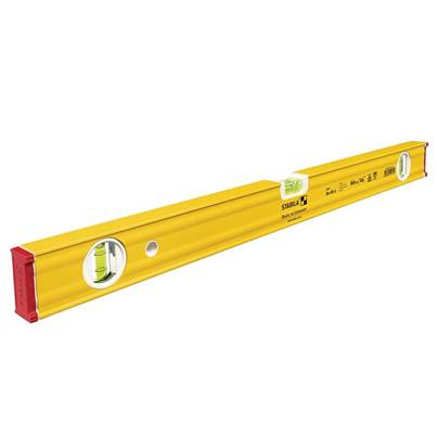 Stabila 80 AS-2 Double Plumb Box Section Spirit Level