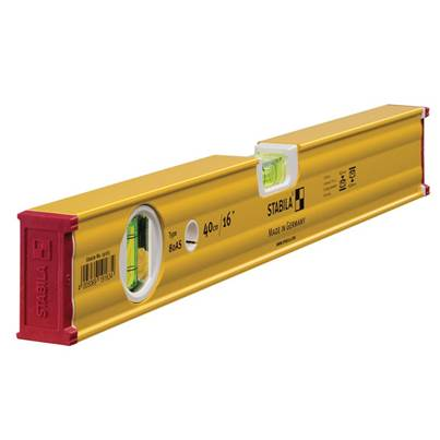 Stabila 80 AS Single Plumb Box Section Spirit Level
