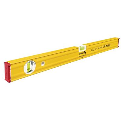 Stabila 80 ASM Single Plumb Magnetic Box Section Spirit Level