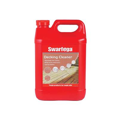 Swarfega® Decking Cleaner 5 Litre