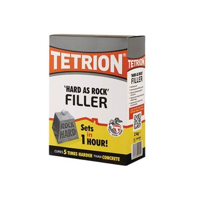 Tetrion Fillers 'Hard As Rock' Filler 2kg