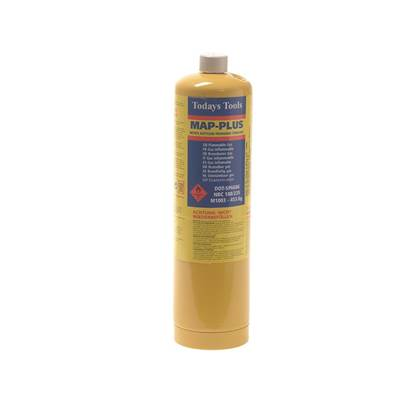 Todays Tools Yellow Map-Plus Gas Cylinder 453g