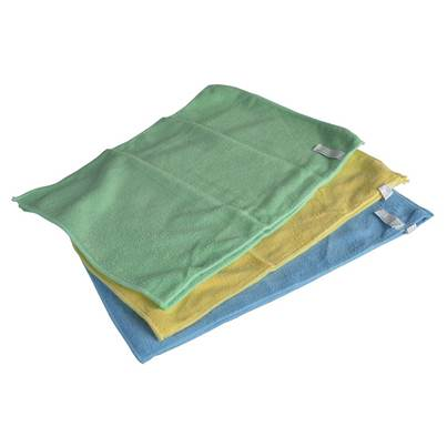 U-Care Microfibre Cloths Pack of 6 (30 x 40cm)