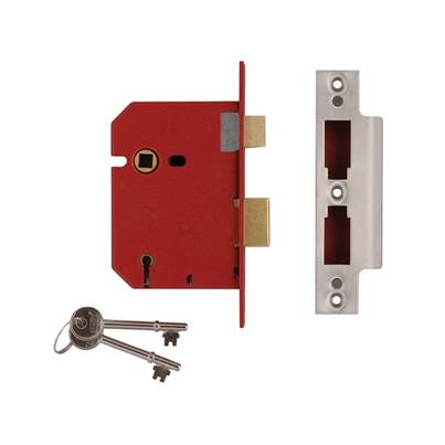 UNION 2201 5 Lever Mortice Sashlock