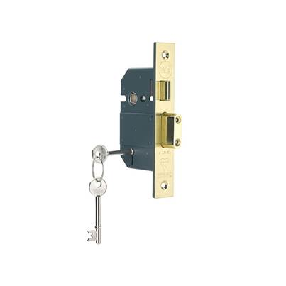Yale Locks Hi-Security 5 Lever Mortice Sashlock