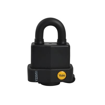 Yale Locks Y22 Weatherproof Padlock