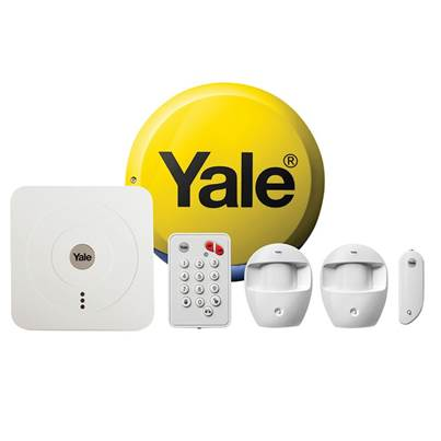 Yale Alarms SR-320 Smart Home Alarm Kit