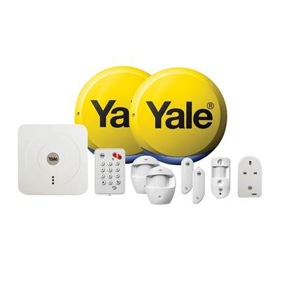 Yale Alarms SR-340 Smart Home Alarm View & Control Kit