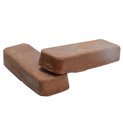 Zenith Profin Tripomax Polishing Bars - Brown (Pack of 2)